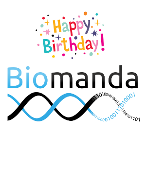 Biomanda Birthday